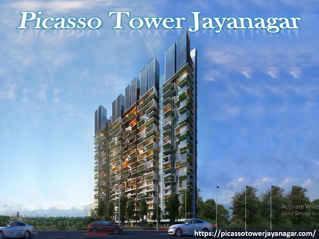 Picasso Tower Jayanagar The Best Ultra Super Luxury Apartments In South Bangalore